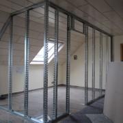 Trockenbauwand in Speyer 2