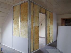 Trockenbauwand in Speyer 3