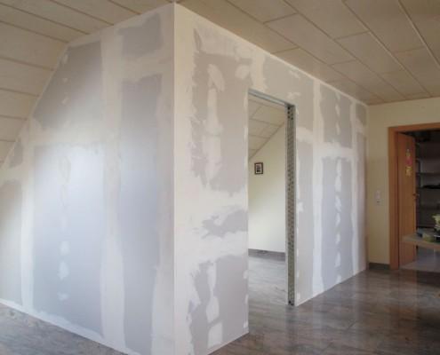 Trockenbauwand in Speyer 6