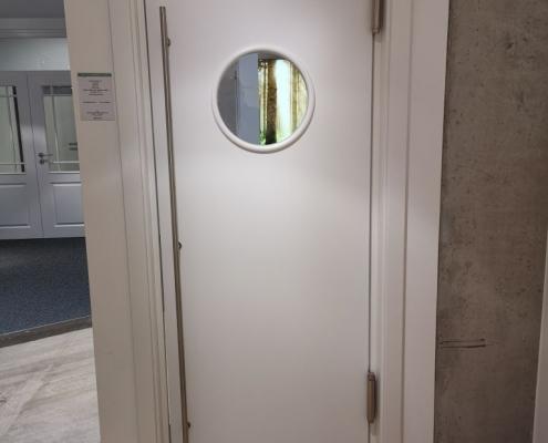 Türen, einbauen, tauschen, Schwingtür