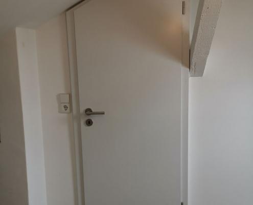 Türen, einbauen, tauschen, Sondermass