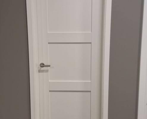 Türen, einbauen, tauschen, mit Füllungen