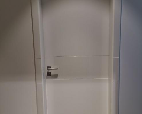 Türen, einbauen, tauschen, mit Struktur