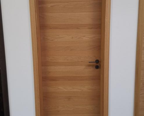 Türen, einbauen, tauschen, querfurniert